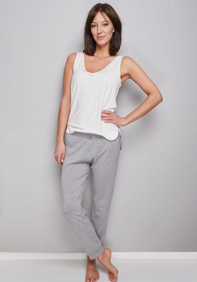 Długie spodnie