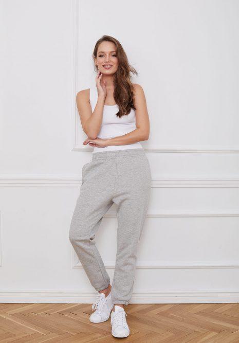 spodnie Lola szare flawless