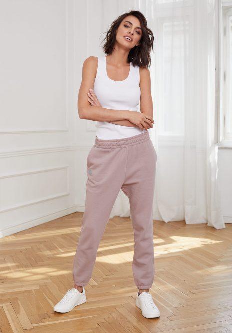 spodnie Lola lila flawless