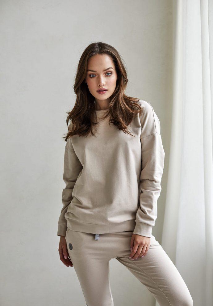 bluza Ana piaskowa