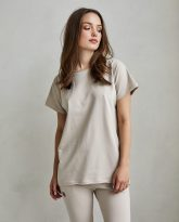t-shirt Lily piaskowy