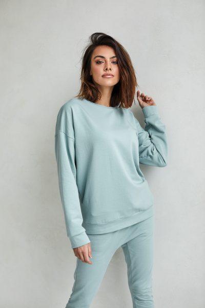 bluza Ana miętowa