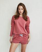 bluzka Stella koralowa - zdjęcie 3
