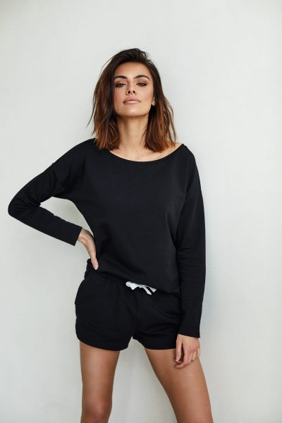 bluzka Stella czarna