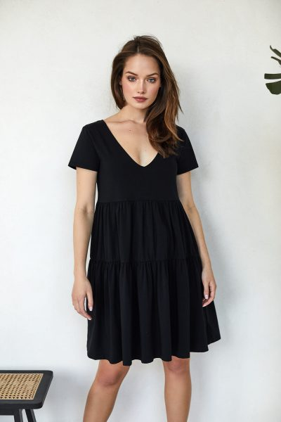 sukienki Karen czarna
