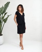 sukienka Patrizia czarna