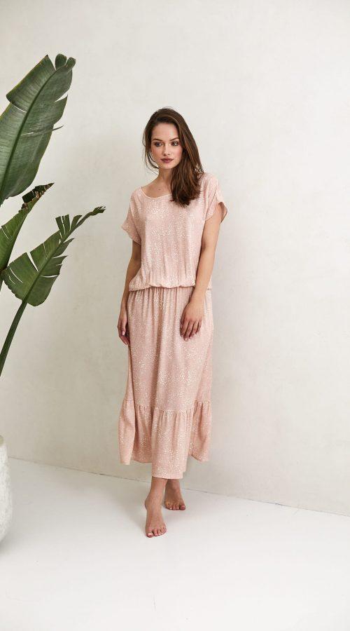 Sukienka Maggie różowa