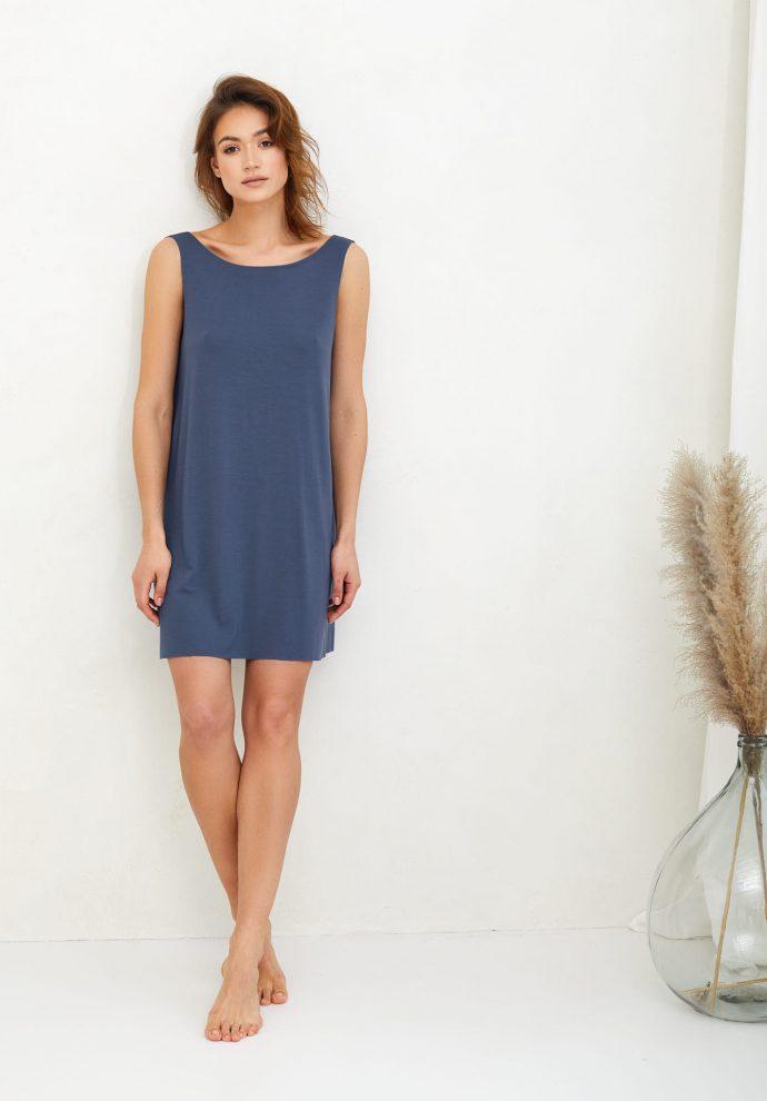sukienka Chloe denim- zdjęcie 2