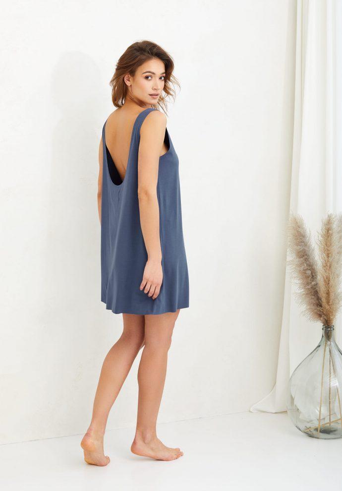 sukienka Chloe denim