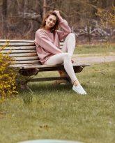 bluza Camilla różowa- zdjęcie 3