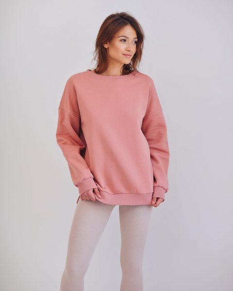 bluza Camilla różowa