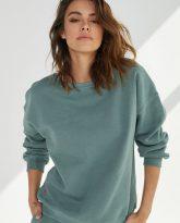 luźna bluza Lola zielona
