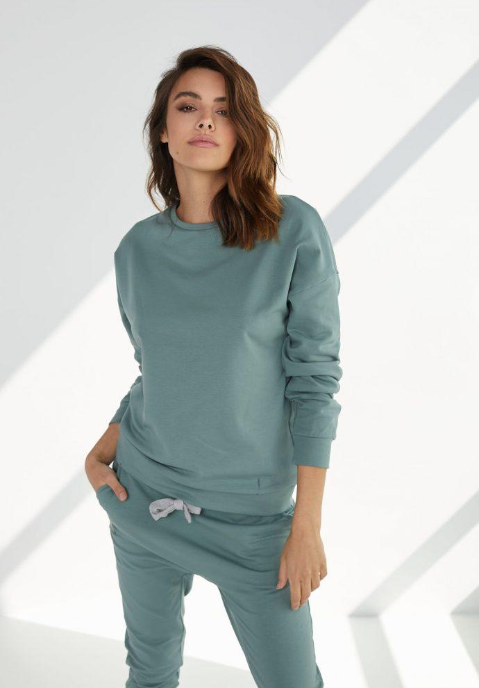 bluza Ana zielona