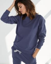 bluza Ana niebieska